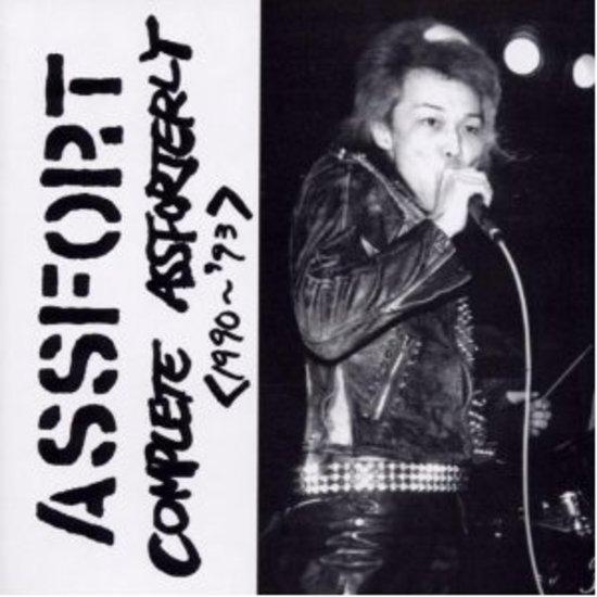 Assfort-Complete-Assforterly-1990-93-CD-NEU